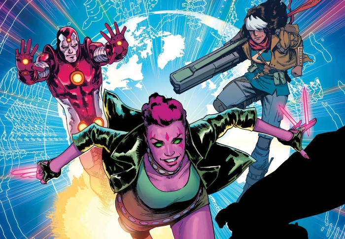 World(s) Travelers: Exiles (Marvel Comics 2018)
