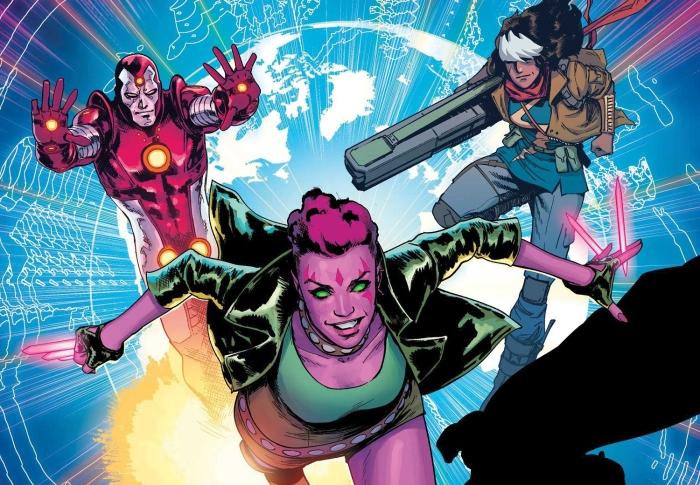 World(s) Travelers: Exiles (Marvel Comics2018)