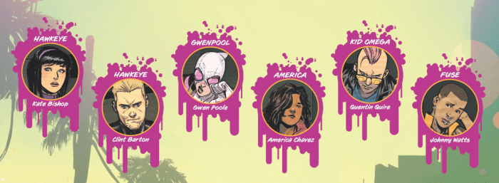 the Kids Are Alright: West Coast Avengers (Marvel,2018)